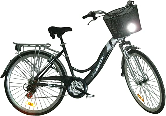 Bicicleta Trekking Gotty JOLLI, cuadro 28