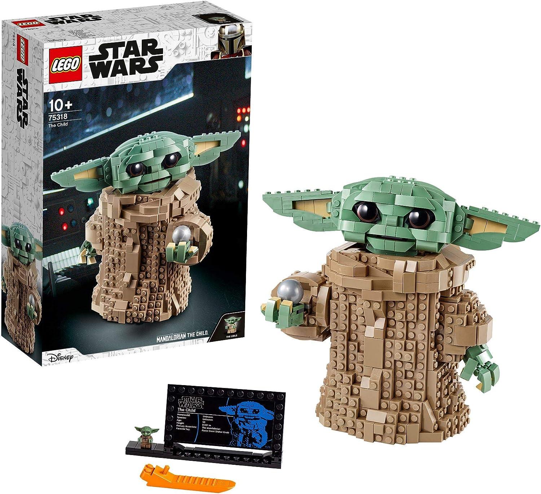 75318 ザ・チャイルド(マンダロリアン):レゴ(LEGO) スター・ウォーズ