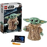 LEGO 75318 Star Wars The Mandalorian, barnet, byggsats, byggleksaker att samla för fans från 10 år