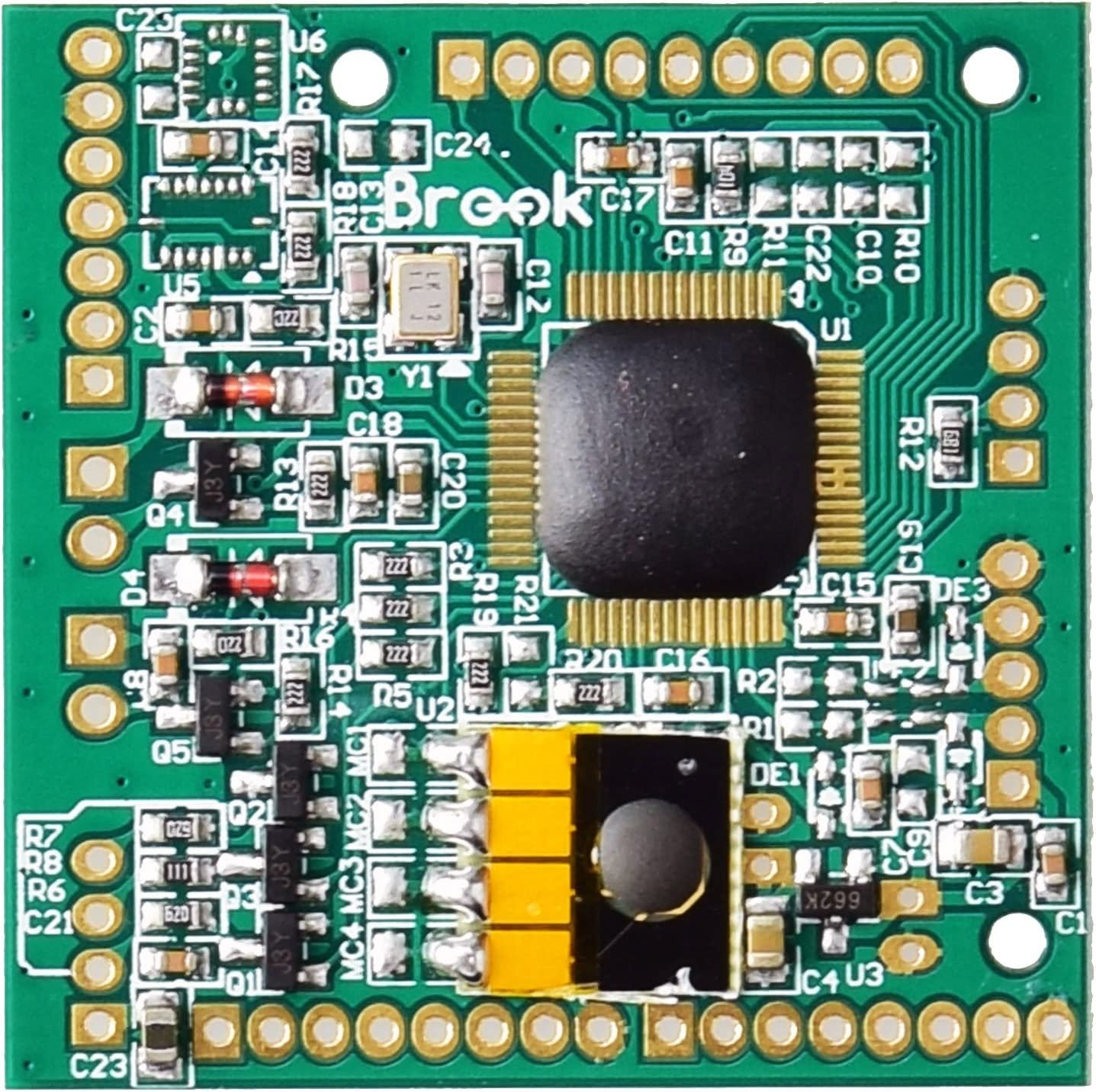 Amazon com: Brook PC PS3 PS4 Fight Board Fighting DIY Kit