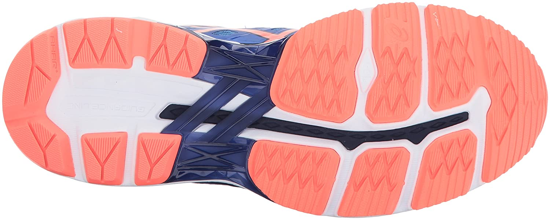 ASICS Women's GT-2000 5 Running Shoe B01MTKKBO8 9 B(M) US|Regatta Blue/Flash Coral/Indigo Blue