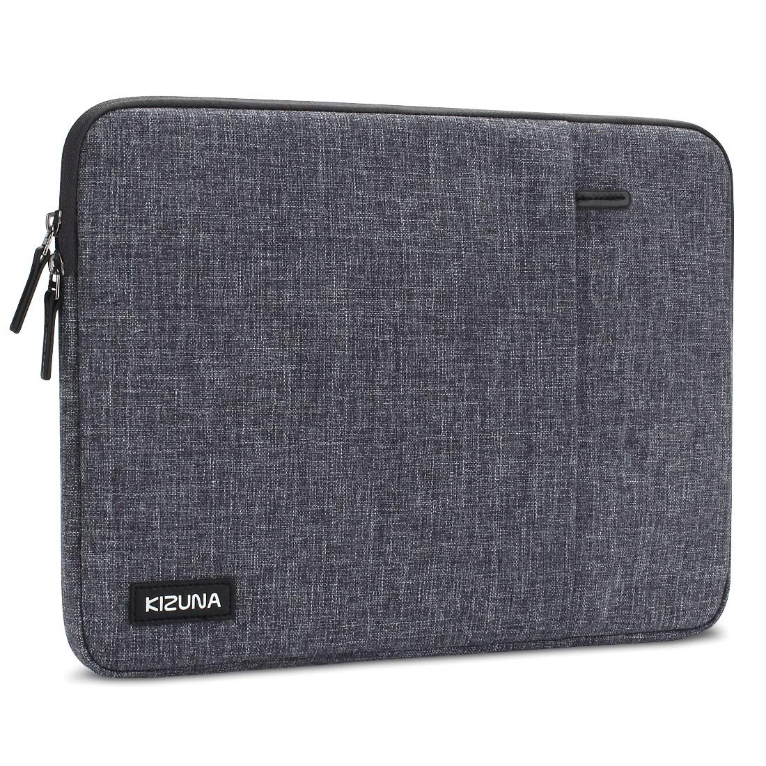 KIZUNA Laptop Sleeve Case 11 Inch Bag Water-Resistant Notebook for MacBook Air/Surface Pro 3 4/12 ThinkPad X1 Tablet 2017/Lenovo Yoga 720/13 Huawei MateBook X/13 MacBook Pro Touch Bar/Chromebook AB303-11B_CA
