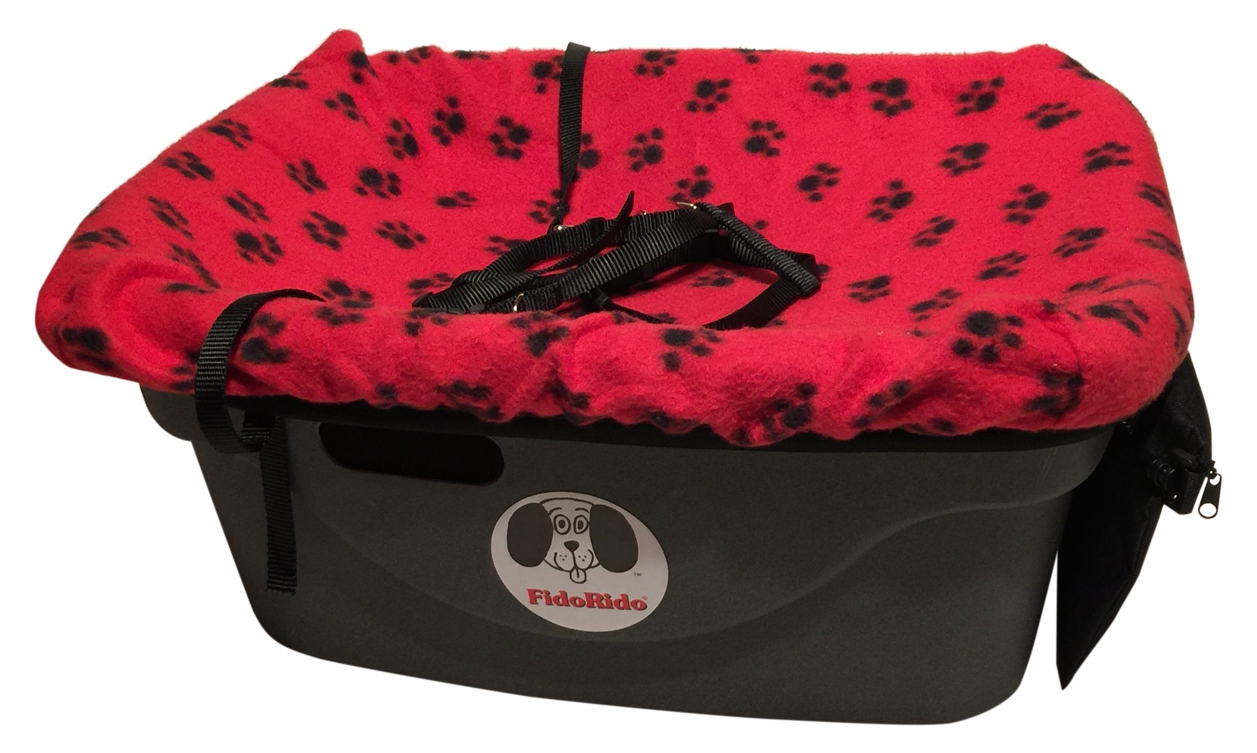 PAWCY FRRB Federico Includes: Booster Seat, Strap Set, Harness Set (1 Ea Size), Pouch and Cover