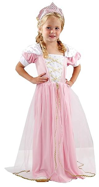 Rosa Madchen Prinzessin Kostum Age 3 Amazon De Spielzeug