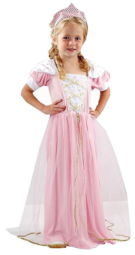 8e0552d8c78 Costume Déguisement - Robe de Princesse pour Fille - Rose - 3 ans   Amazon.fr  Informatique
