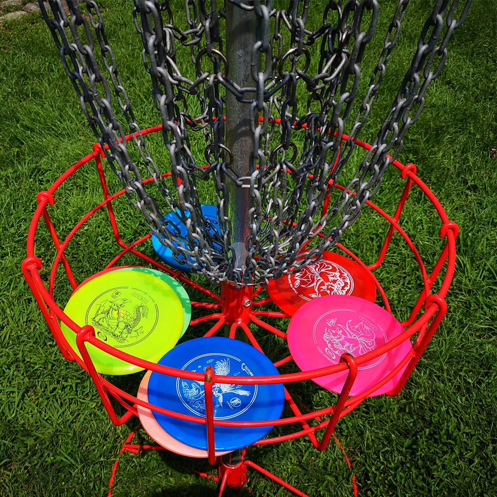 Yikun Discs PDGA Approval Professional Golf Phoenix Line Jun |Driver|165-176g| Perfect Outdoor Games by Yikun Discs