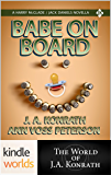 Jack Daniels and Associates: Babe On Board (Kindle Worlds Novella)