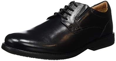 clarks hommes est hopton chaussures uk ue - inde formelle marche marche formelle noir 958b5a