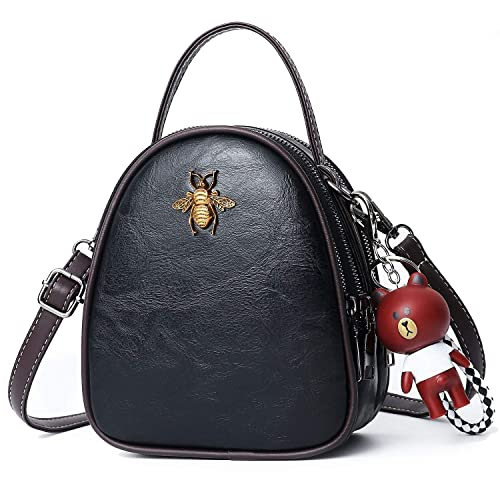 9b6571dcc3a2 AlARION Small Crossbody Bags Shoulder Bag for Women Stylish Ladies Messenger  Bags Purse and Handbags  Handbags  Amazon.com