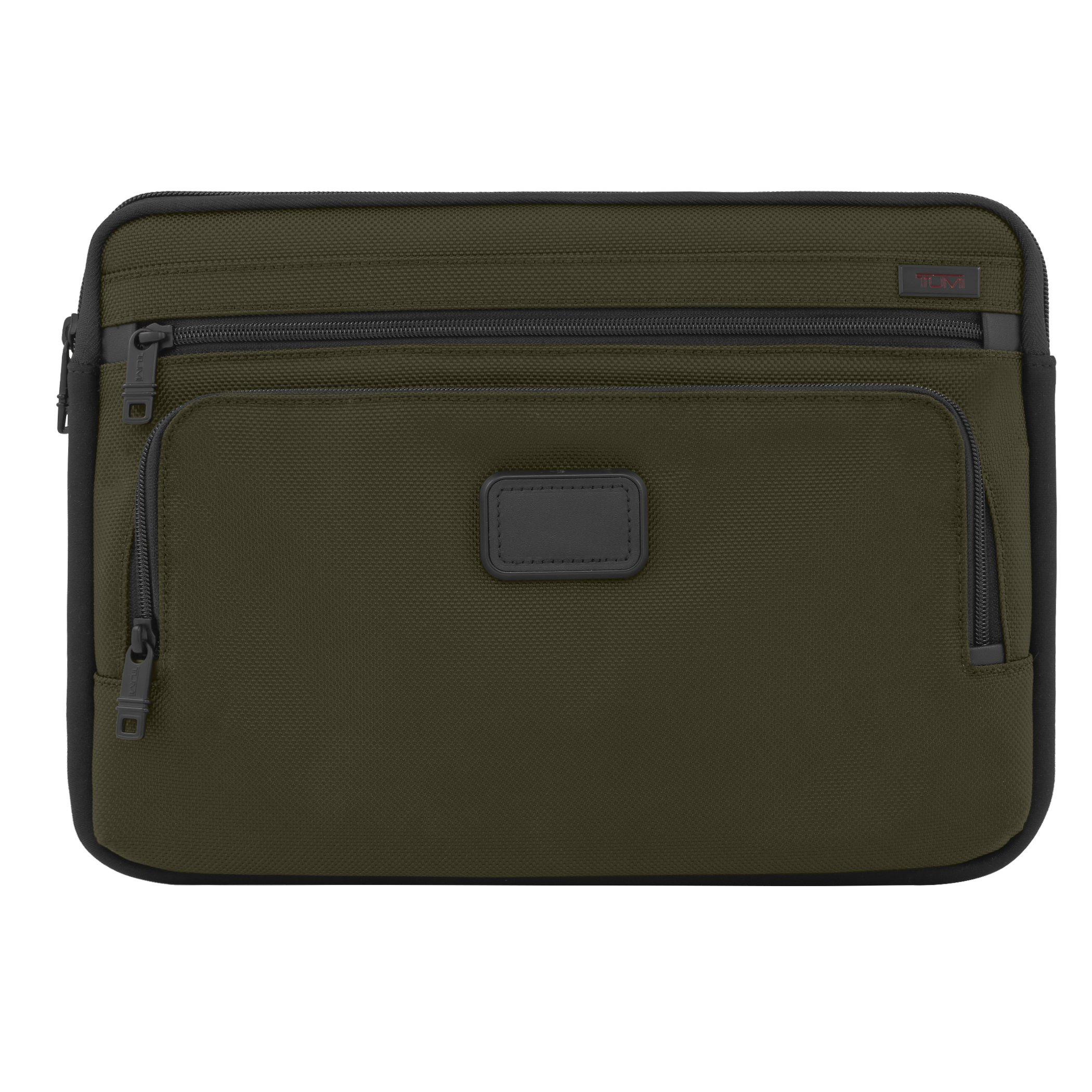 TUMI Laptop Cover for 13'' Laptops - Ballistic Nylon Olive