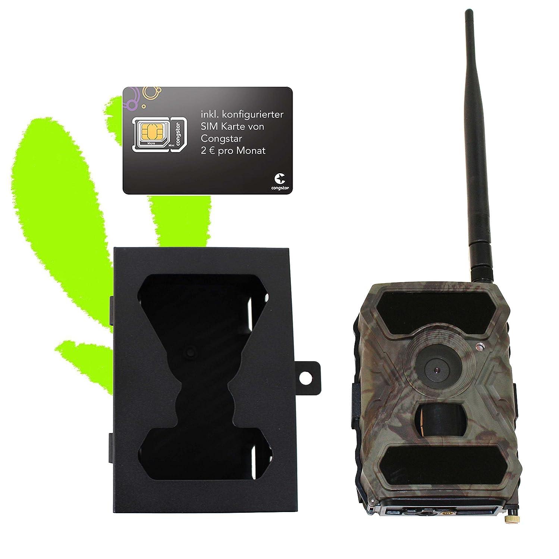 Optimus 3 G Wild Cámara GPRS/MMS con carcasa metálica, tarjeta SD ...