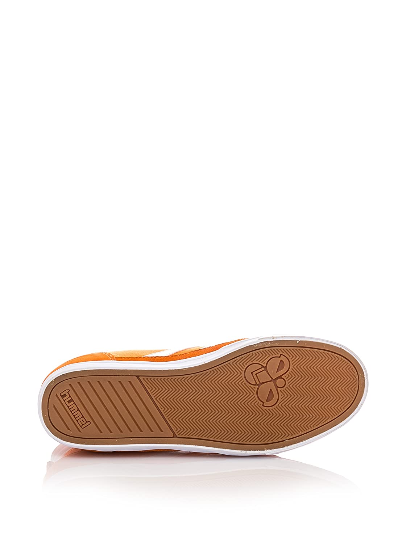 e911d9bff6b4 Hummel Slim Stadil Roskilde HG Men Hightop Sneaker Trainers Orange Size  12  UK  Amazon.co.uk  Shoes   Bags