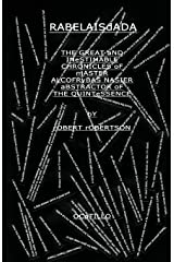 RabelaisDada: A re-invention of Francois Rabelais Paperback