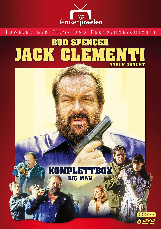 Jack Clementi, Anruf genügt Komplettbox Fernsehjuwelen 6