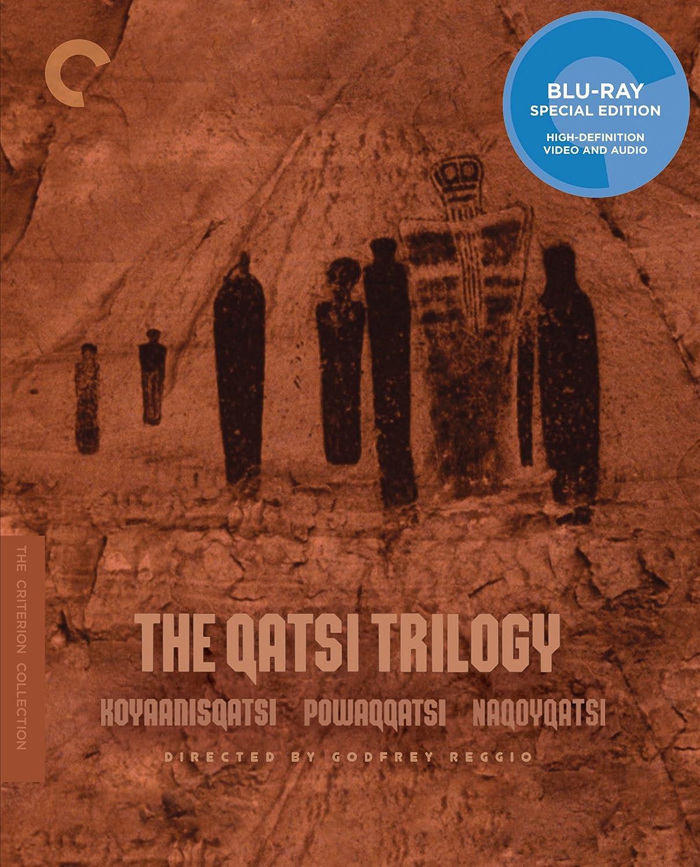 The Qatsi Trilogy: Koyaanisqatsi, Powaqqatsi, Naqoyqatsi (The Criterion Collection) [Blu-ray] Godfrey Reggio 25853416 Movie Documentary