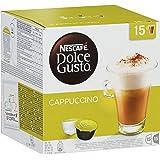 30 Cialde Capsule Nescafe' Dolce Gusto Caffe' Cappuccino Magnum Originali