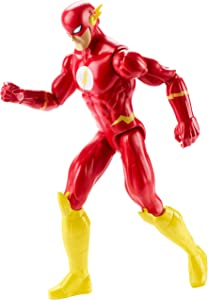 Justice League Action The Flash Figure, 12""