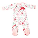 Hallmark Baby Festive Holiday Sleepytime One Piece