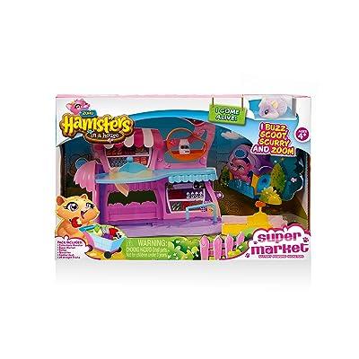 ZURU Hamster Supermarket Playset: Toys & Games