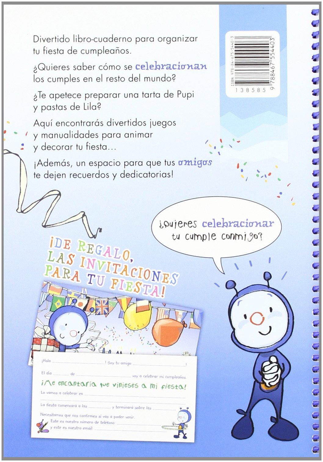 Mi cumple con Pupi: María Menéndez-Ponte: 9788467554403 ...