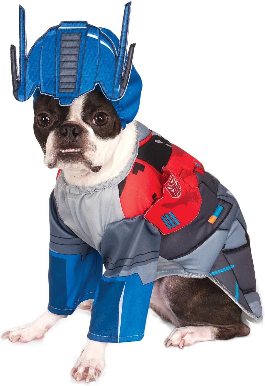Rubies Disfraz Transformers Optimus Prime Deluxe Disfraz de ...
