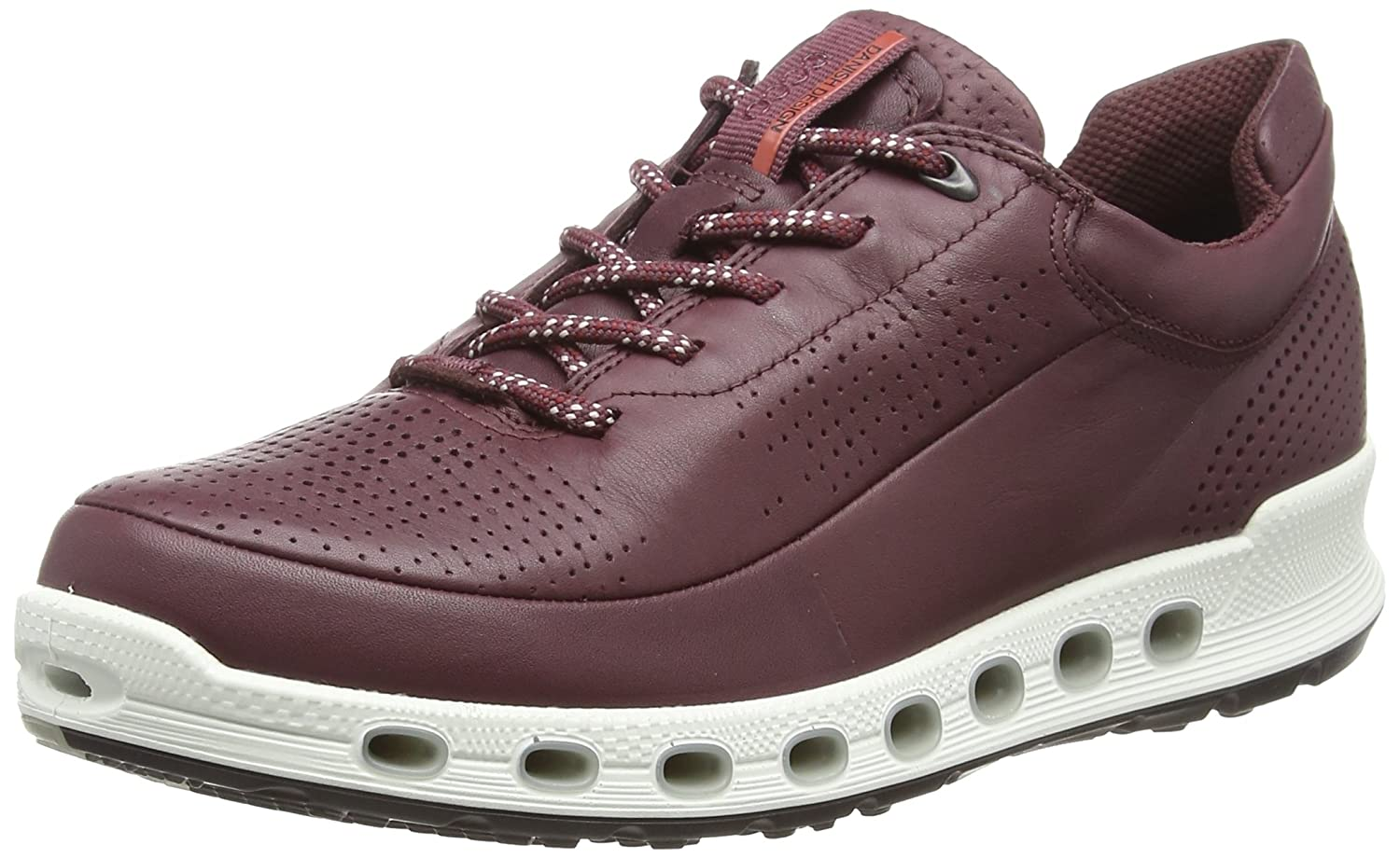 ECCO Women's Cool 2.0 Gore-Tex Sneaker B077122HN4 42 M EU (11-11.5 US)|Wine