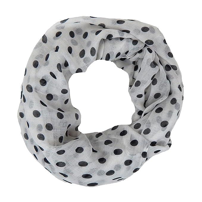 Ella Jonte Foulard Écharpe Loop Snood pour femme élégant et tendance de la  dernière collection by a pois  Amazon.fr  Vêtements et accessoires 83a88b8e3a6