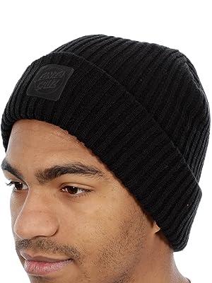 Santa Cruz Black Panhead Beanie (Default , Black)