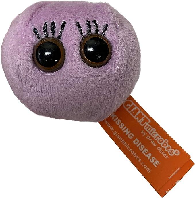 Giantmicrobes Microbo peluche Gift Box confezione regalo set di 5 BLIND DATE appuntamento al buio