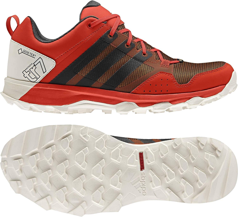adidas Kanadia 7 TR GTX, Zapatillas de Running para Asfalto Hombre: Amazon.es: Deportes y aire libre