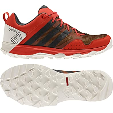 590d082e93a244 adidas Men s Kanadia 7 Tr GTX Trail Running Shoes Black  Amazon.co.uk   Sports   Outdoors