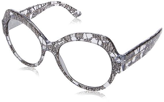 Amazon.com: Dolce & Gabbana anteojos de sol (dg-4320 31616 V ...