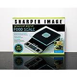Sharper Image Precision Digital Food Scale