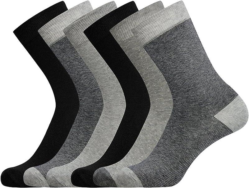 oodji Ultra Hombre Calcetines de Algodón (Pack de 6), Multicolor, ES 40-43 / one size: Amazon.es: Ropa y accesorios