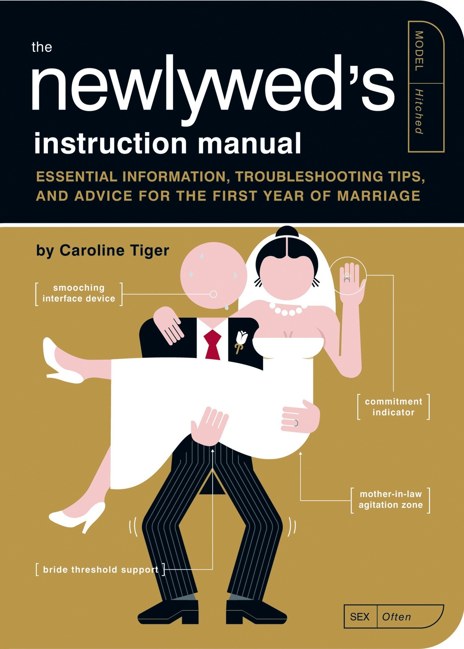 The Newlywed's Instruction Manual: Essential Information, Troubleshooting  Tips, and Advice for the First Year of Marriage (Owner's and Instruction  Manual): ...