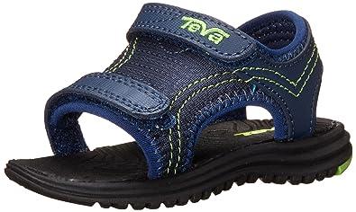 509f7c73a Teva Pysclone 5 Sport Sandal (Toddler)