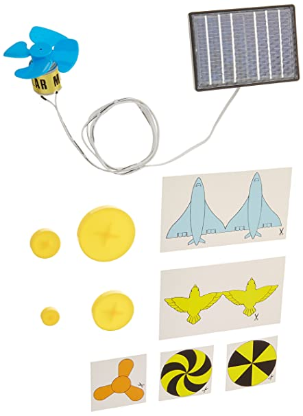 Buy Solar Cell and Motor Hobby Kit with Fan Online at Low