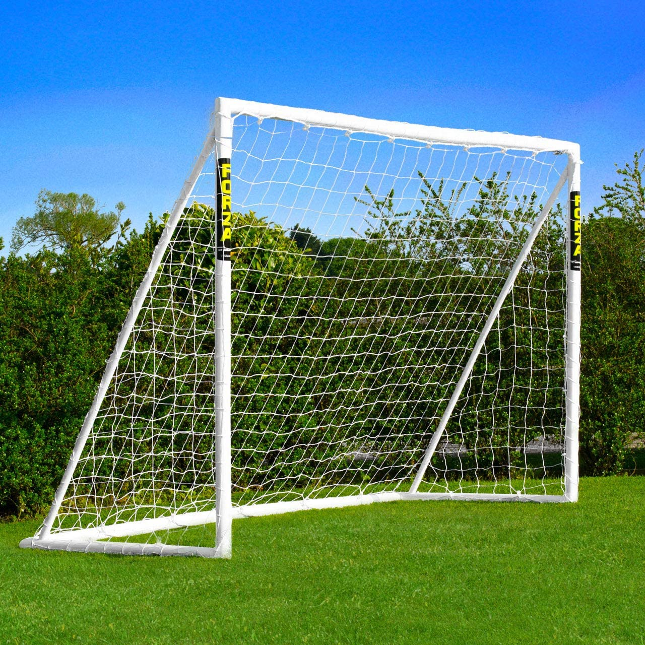 Amazon.com : Net World Sports Forza Soccer Goal 8x6 - The Premier Soccer  Goal Brand! Great Gift for Young Soccer Stars! : Backyard Soccer Goals :  Sports & Outdoors