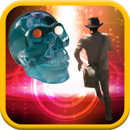 Temple Raider: Crystal Skull Raiders Crystal
