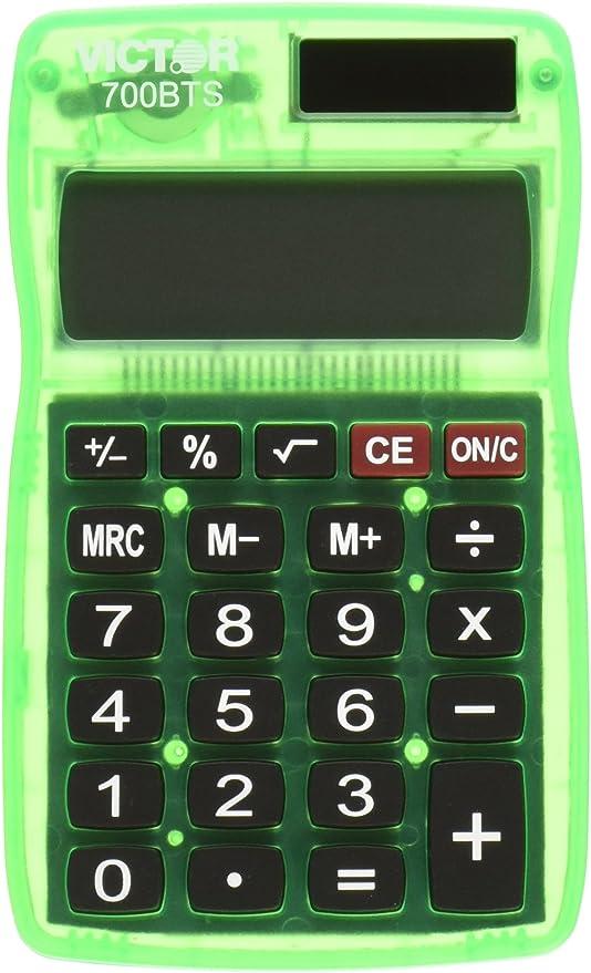 Pocket Calculator 8 Digit Display Battery Powered Multi Buy Discounts