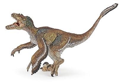 Amazon.com  Papo Feathered Velociraptor Figure 40e95c11c1