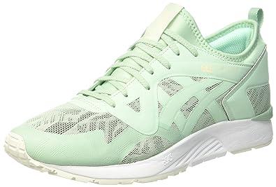 premium selection 5b346 cb803 ASICS Women s Gel-Lyte V NS Trainers, Green (Gossamer Green Gossamer Green