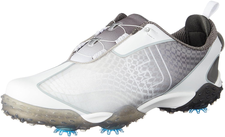[フットジョイ] ゴルフシューズ フリースタイル メンズ B07B5Z6YL1 24.5 cm チャコール/ホワイト