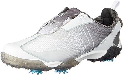 Amazon.com  FJ Freestyle 2.0 BOA Men s Golf Shoes Charcoal White 8 W ... 59dea8b0296