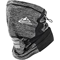 Neck Gaiter, Silk Cooling Sports Face Scarf Cover, Summer Bandana Headwear Headband, Breathable Windproof Anti Dust & UV…