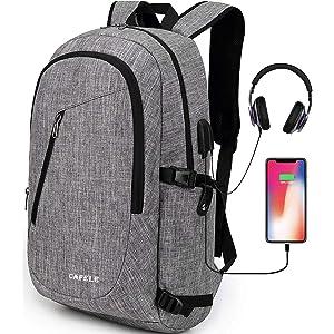 Amazon.com: Mochila para Computadora Portátil De Viaje ...
