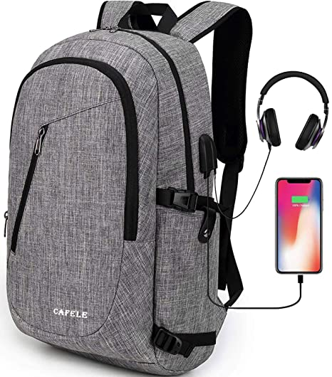 Laptop Accessories To Enjoy High Reputation In The International Market Symbol Of The Brand High-capacity Laptop Bag Shoulders Backpack Usb Charge Canvas Outdoor Basketball Sport Waterproof Notebook Travel Bag Backpack