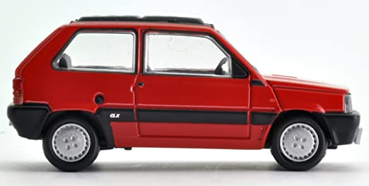 Amazon.com: Tomica Limited Vintage Neo 1/64 LV-N131b Fiat Panda CLX (red): Toys & Games