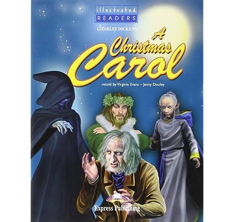 A Christmas Carol Iluustrated Reader: Amazon.es: Evans, Virginia, Dooley, Jenny: Libros en idiomas extranjeros
