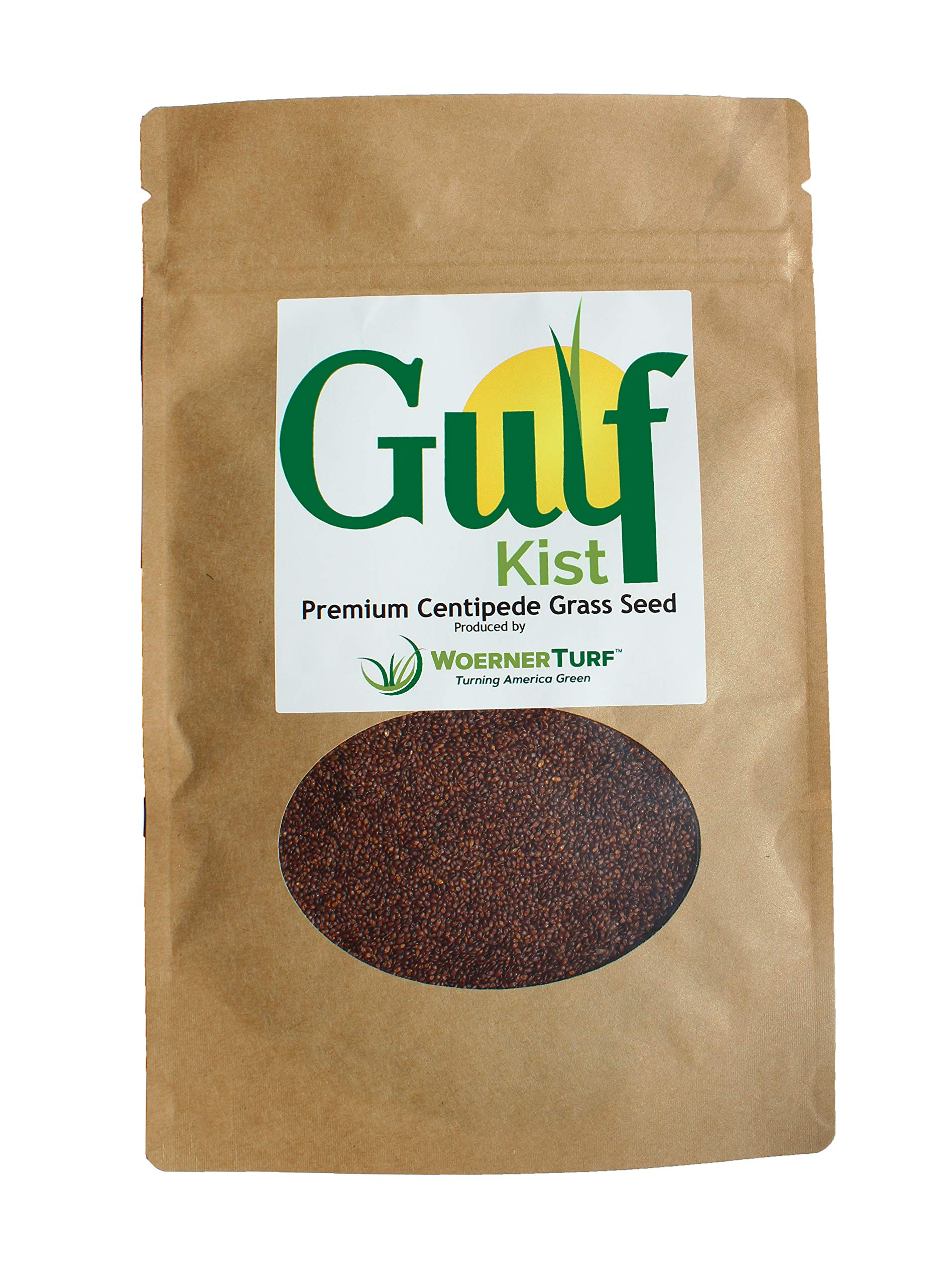 Gulf Kist Centipede Grass Seed Raw (1lb) by Gulf Kist (Image #1)